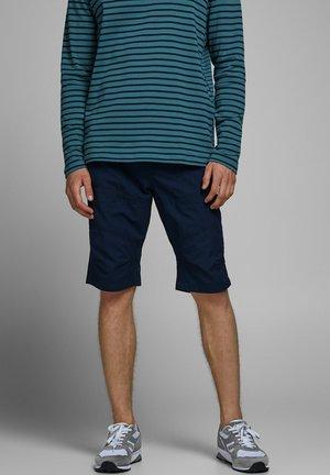 Shorts - navy blazer