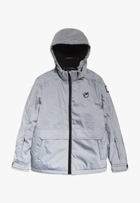 SuperRebel - TECHNICAL JACKET - Snowboardová bunda - silver reflective - 0