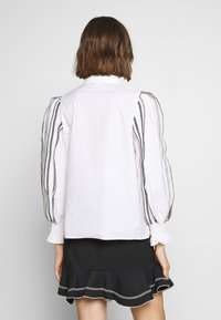 CMEO COLLECTIVE - FOUNDER - Button-down blouse - white - 2