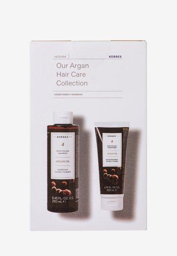 ARGAN OIL ADVANTAGE HAIRCARE SET - Hair set - -