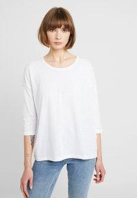 Noisy May - Print T-shirt - bright white - 0