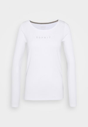 CORE - Long sleeved top - white