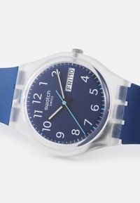 Swatch - RINSE REPEAT - Reloj - blue - 4