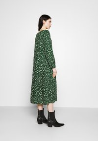 Even&Odd - Day dress - green/white - 2