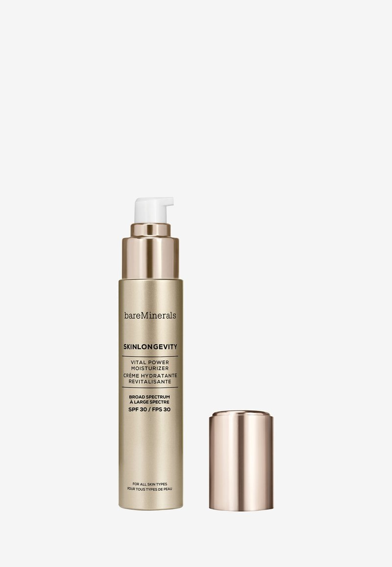 bareMinerals - SKINLONGEVITY VITAL POWER MOISTURISER SPF 30 - Face cream - -