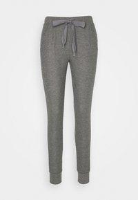 Hunkemöller - PANT BRUSHED SET - Pyjama set - mid grey - 3
