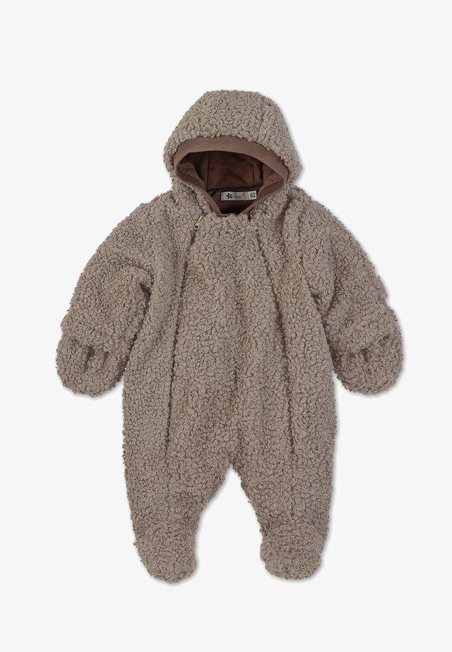 Sleep suit - braun