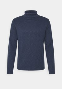 Abercrombie & Fitch - TURTLE NECK - Pullover - navy - 0