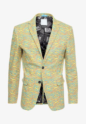 80'S ANIMAL - Blazer jacket - frisky yellow