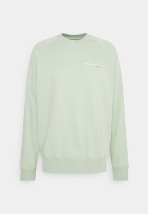 CLASSIC CREWNECK  - Sweatshirt - seafoam