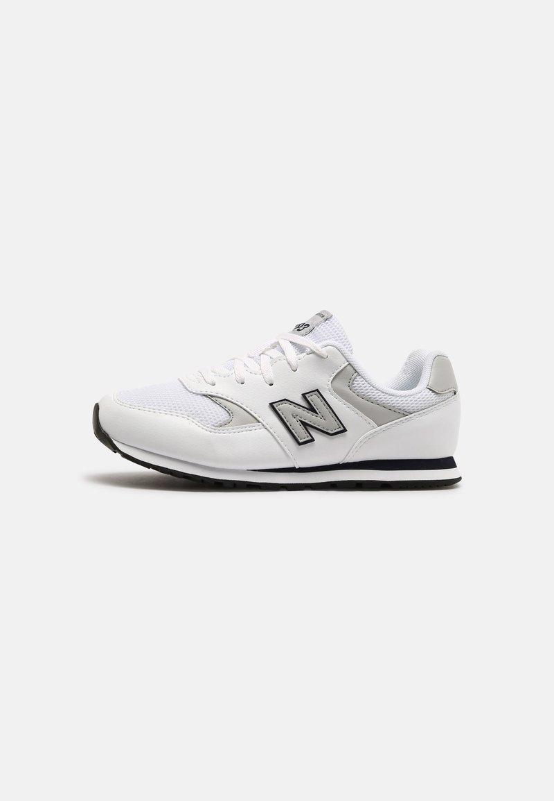 New Balance - 393 UNISEX - Trainers - white/navy