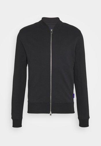 MACKAY - Zip-up hoodie - light ink