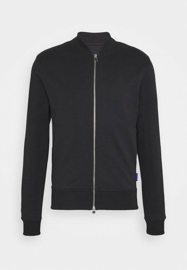 MACKAY - veste en sweat zippée - light ink