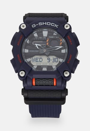NEW GA HEAVY DUTY STREET - Chronograph watch - navy