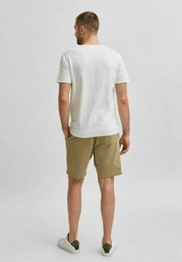 Selected Homme - T-shirt - bas - white - 2