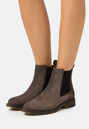 BONNIE - Classic ankle boots - taupe
