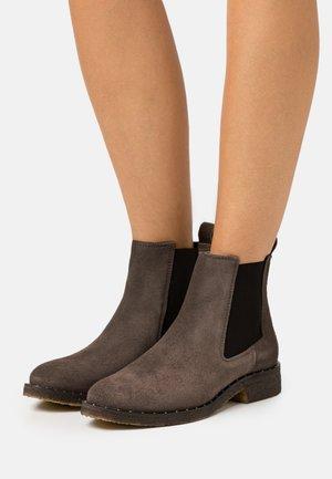 BONNIE - Støvletter - taupe