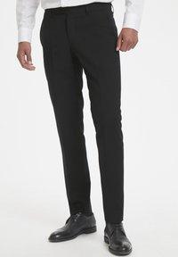 Matinique - LAS - Suit trousers - black - 0