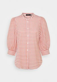 Soaked in Luxury - CRUSH SHIRT - Button-down blouse - multi coloured - 0