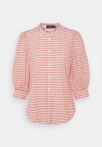 CRUSH SHIRT - Button-down blouse - multi coloured