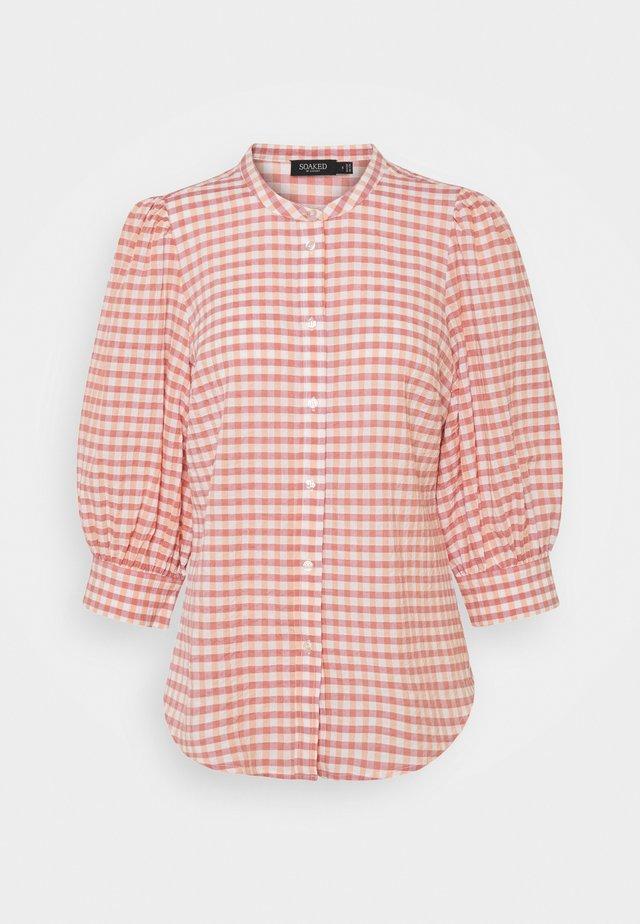 CRUSH SHIRT - Overhemdblouse - multi coloured
