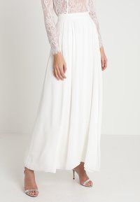IVY & OAK BRIDAL - BRIDAL SKIRT - Maxi skirt - snow white - 0