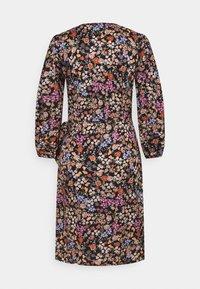 Soaked in Luxury - KIMAYA WRAP DRESS - Day dress - multi-coloured - 7