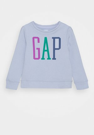 GIRLS LOGO - Sweater - jet stream blue