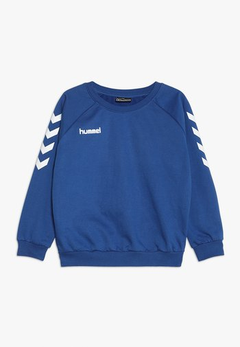 HMLGO  - Sweatshirt - true blue