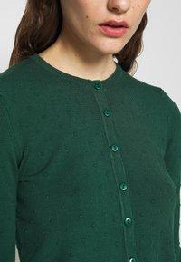 Louche - IDIE SPOT - Cardigan - green - 4