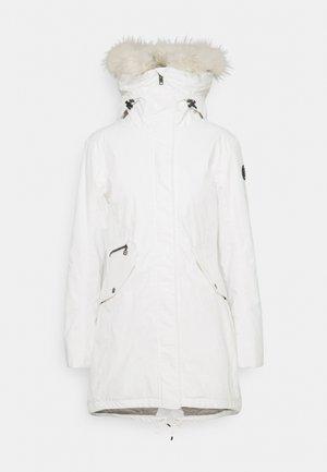 JINNY - Zimní kabát - blanc