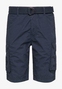 Petrol Industries - Shorts - deep navy - 4