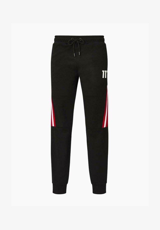 TITAN  - Pantalones deportivos - black