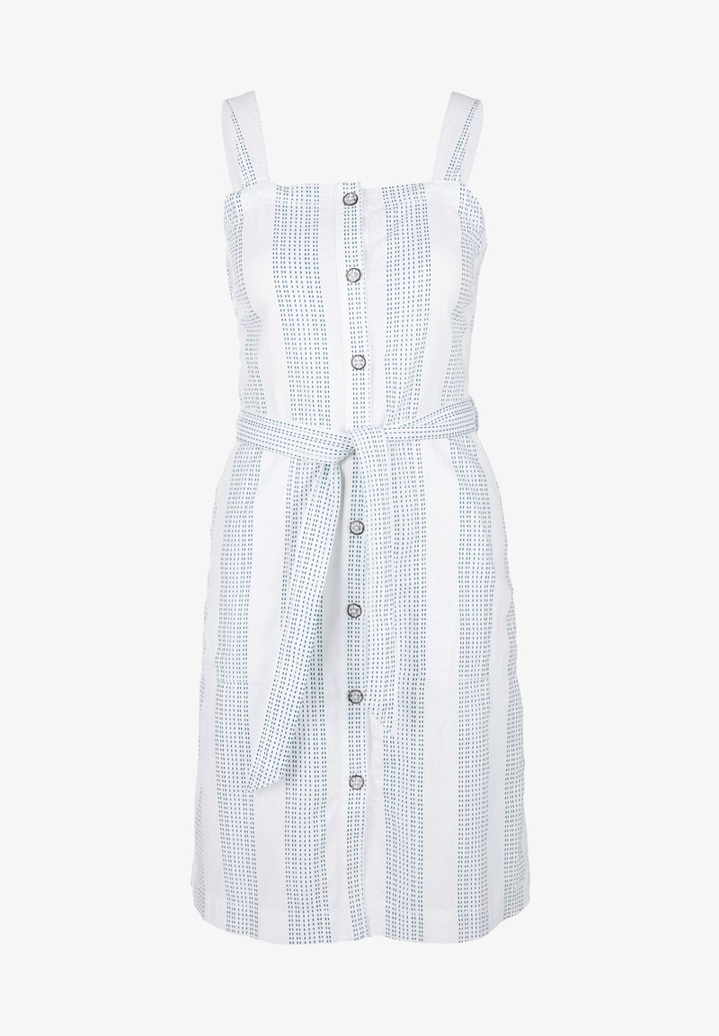 Q/S designed by - Day dress - white all