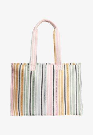 Tote bag - multi coloured