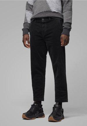 SALT  - Straight leg jeans - black