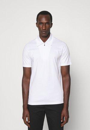 LARON - Polo - pure white