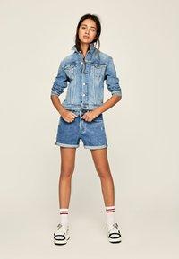 Pepe Jeans - ROSE  - Kurtka jeansowa - blue - 1