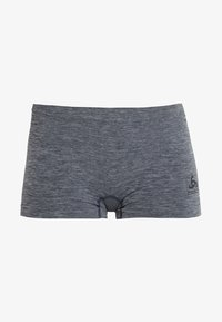 SUW BOTTOM PERFORMANCE LIGHT - Pants - grey melange