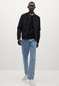 Mango - Light jacket - dunkles marineblau - 0
