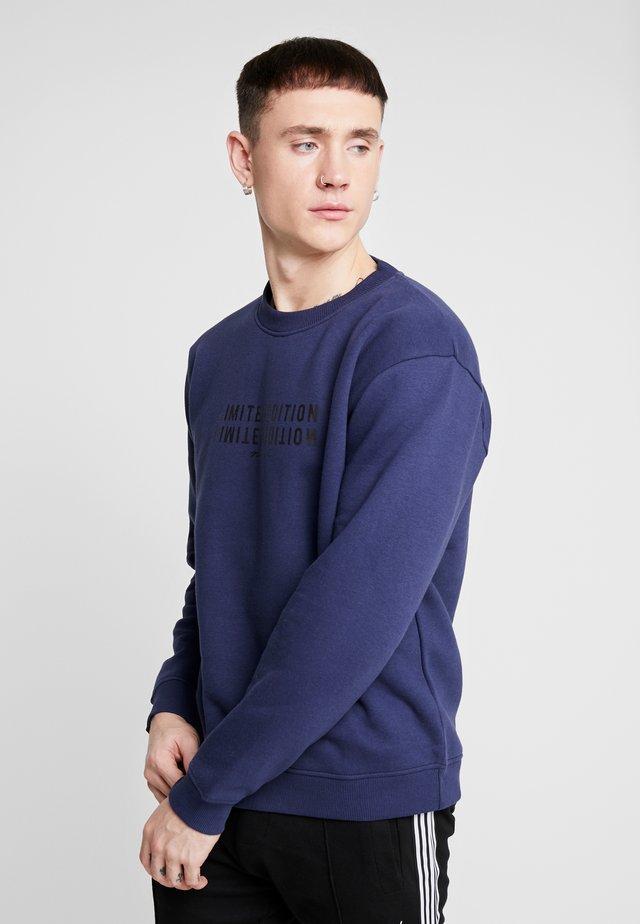 HYLAN CREW - Sweatshirt - navy