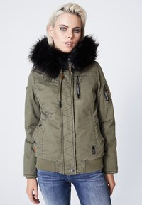 Harlem Soul - GI-GI  - Winter jacket - olive - 0