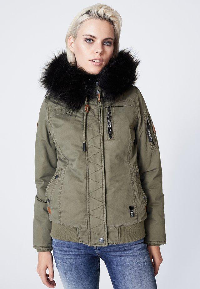 GI-GI  - Winter jacket - olive