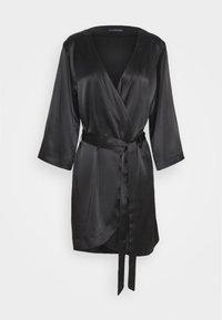 OW Intimates - CANDICE KIMONO - Dressing gown - black caviar - 4
