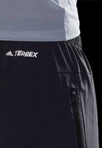 adidas Performance - LITEFLEX TROUSERS - Friluftsbukser - grey - 6