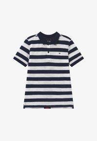 Tommy Hilfiger - BACK INSERT - Polo shirt - blue - 2