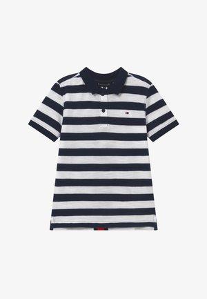BACK INSERT - Poloshirt - blue
