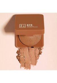 3ina - THE MATTE BRONZER POWDER - Bronzer - 674 dark brown - 7