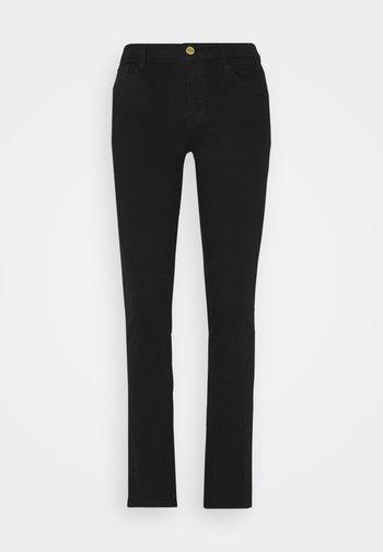 LE MINI BOOT - Bootcut jeans - film noir