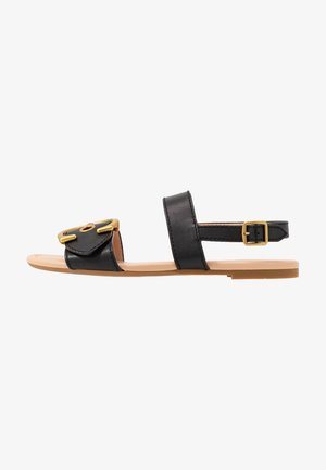 JEN BUCKLE  - Sandals - black